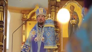 Покров Пресвятой Богородицы православные гродненцы встретили с митрополитом Вениамином