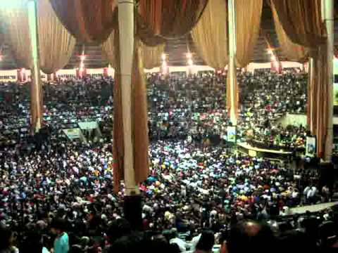 30º Congresso da UMADECRE - Hino Jesus meu Guia é