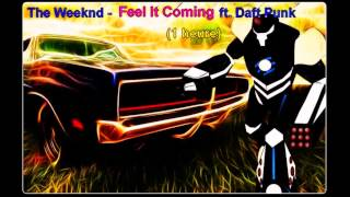 download musica The Weeknd - I Feel It Coming ft Daft Punk 1 heure