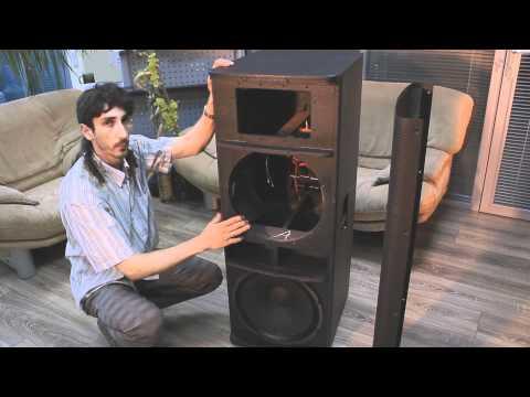 Акустическая система Electro-Voice ELX215 (UnPack Video)