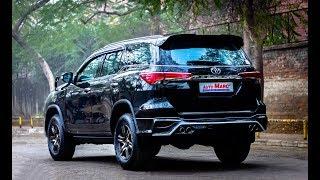 Toyota Fortuner Titanium LIMITED EDITION 2019