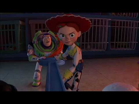 Toy story 3 el vuelo de buzz youtube - Cochon de toy story ...