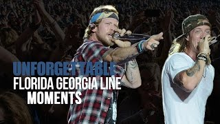 Download Lagu 6 Unforgettable Florida Georgia Line Moments Gratis STAFABAND