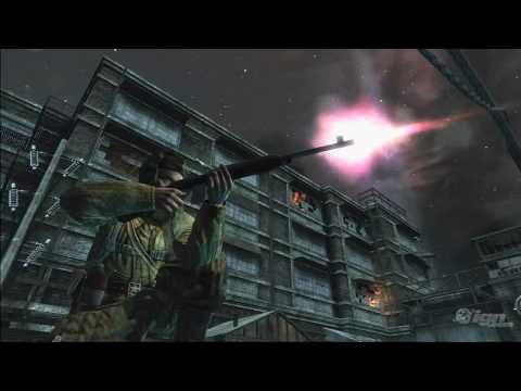 Call of Duty: World at War Map Pack 3 Trailer