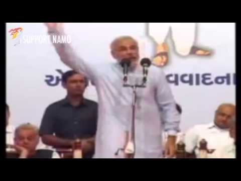 Painful & Shameful Acts of Digvijay Singh Revealed by Narendra Modi