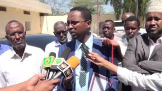 Gudoomiyaha Maxkamada Sare ee Somaliland
