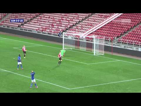 Highlights: Sunderland U21s 1-0 Leicester City U21s