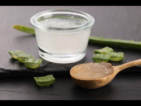 Natürliche Behandlung mit Aloe Vera gegen Schuppenflechte
