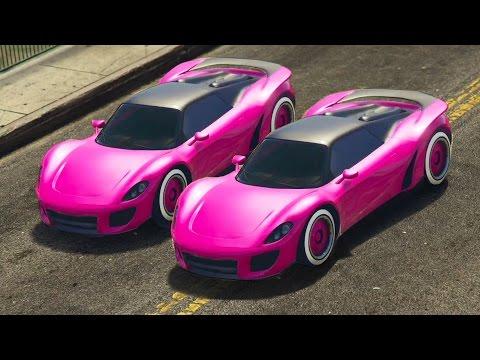 GTA 5 Online - CAR SWITCH TROLLING   CLONING CARS!