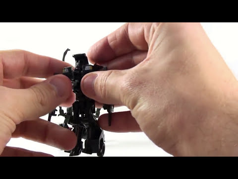 Video Review of the Transformers 3 Dark of the Moon (DOTM) Decepticon Dreads, Crankcase and Crowbar