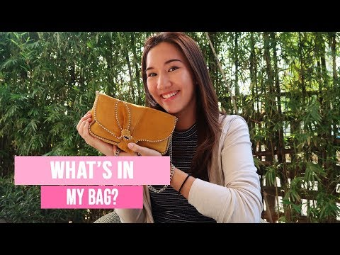 Jesslyn - WHAT'S IN MY BAG?