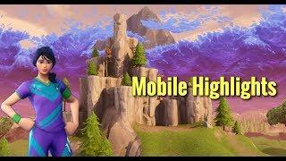 Mobile Fortnite Highlights