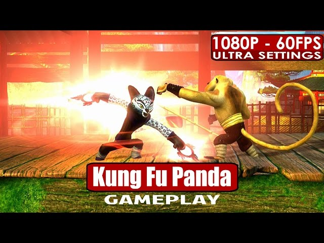 Руководство запуска: Kung Fu Panda Showdown of Legendary Legends по сети