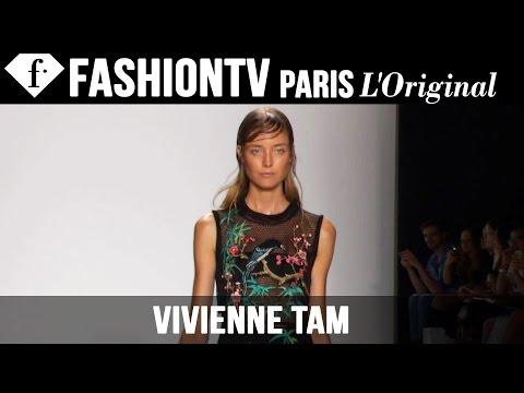 Vivienne Tam Spring/Summer 2015 | New York Fashion Week NYFW | FashionTV