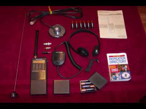 Boston Marathon Ham Radio Video 2/2 Part 1/2