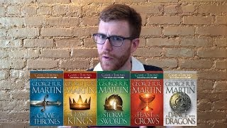 Guy tries to recap all the Game of Thrones books in 2 minutes (SPOILERS)