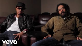 Nas & Damian Jr Gong Marley: Distant Relatives Interview