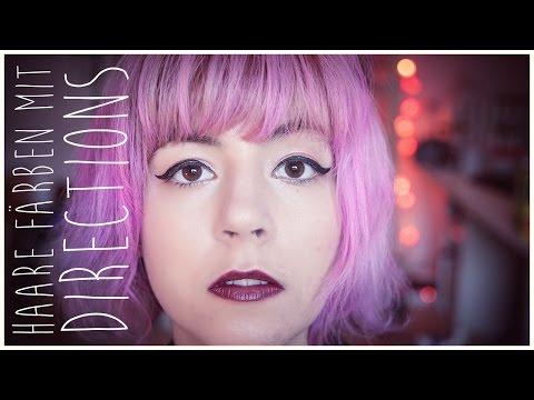 Haare färben mit Directions - TIPS & TRICKS