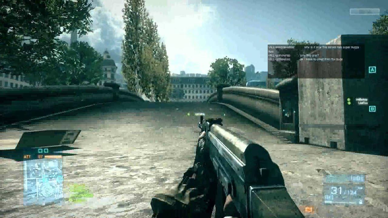 hd текстуры battlefield 3: