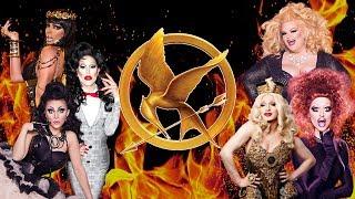 Drag Queen Hunger Games