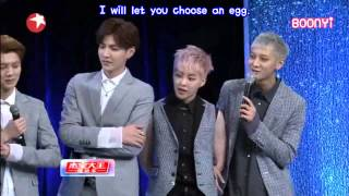 EXO M - 140504 娱乐星天地 Entertainment Star World (eng subbed)