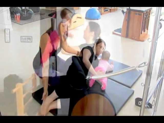 Aula Baby Pilates 01