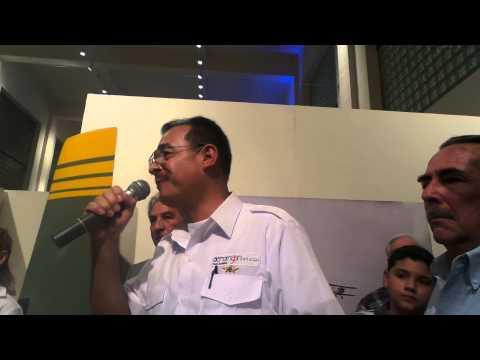 """Inauguración """"La aviación en San Luis"""""""
