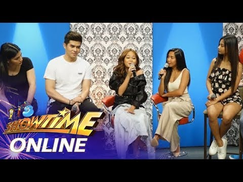 It's Showtime Online: Janine shares how she developed her unique voice