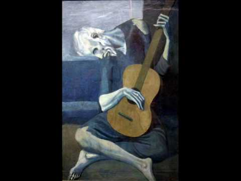 A Table with Character: Picasso's The Old Guitarist