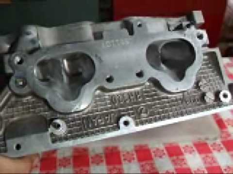 CNC Porting Service for Subaru WRX Heads @ Costa Mesa R&D Automotive Machine