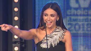 Michelle Keegan Gives Emotional Speech After Winning Best Actress for Our Girl