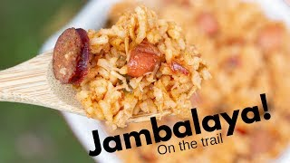 Backcountry Jambalaya - Backpacking Meal