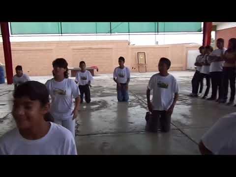 Secundaria 11 de Torreón. Programa Escuela Siempre Abierta 2012.
