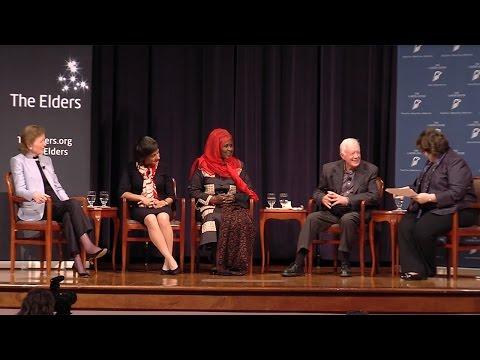 Building a Lasting Peace: Where Are the Women? (Nov. 5, 2014)