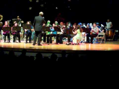 Clinton County High School Band 2009 Christmas Concert