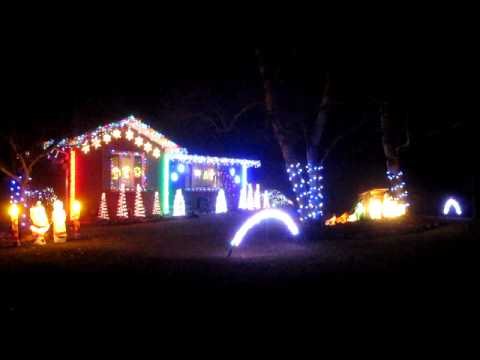 Christmas 2018 - O Come All Ye Faithful / O Holy Night (Trans-Siberian Orchestra)