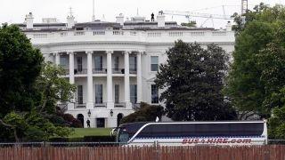 Senators gather at White House for North Korea briefing
