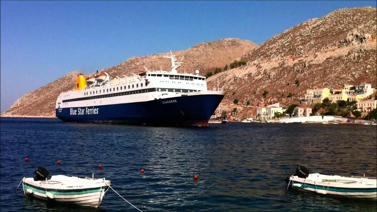 Greek ferries