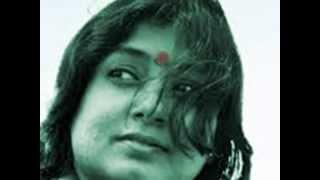 Subhomita Banerjee Dheu ase aar dheu jaay