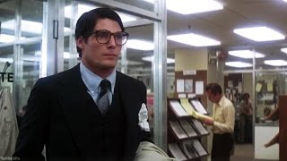 Clark Kent meets Lois Lane | Superman (1978)