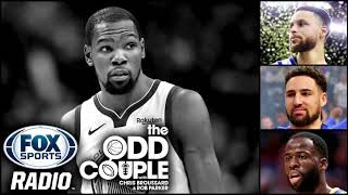 The Odd Couple - Are The Golden State Warriors Better Without Kevin Durant?