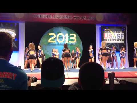 Lady Bullets Worlds Day 1