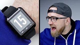 Does It Suck? - $15 Smart Watch