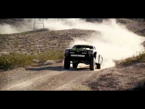AMAZING 850 Horse Power - Trophy Truck - Chevrolet Silverado - BMW M3 Monster Energy