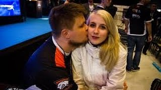 CSGO - PRO PLAYERS GIRLFRIENDS ft. Device S1mple Pashabiceps and more!