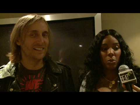 Kelly Rowland and David Guetta extended interview Video