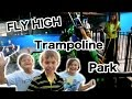 Fly High Trampoline Park - Reno, NV Review