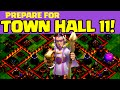 Clash of Clans ♦ ARE YOU PREPARED? ♦ Town Hall 11 Update! ...
