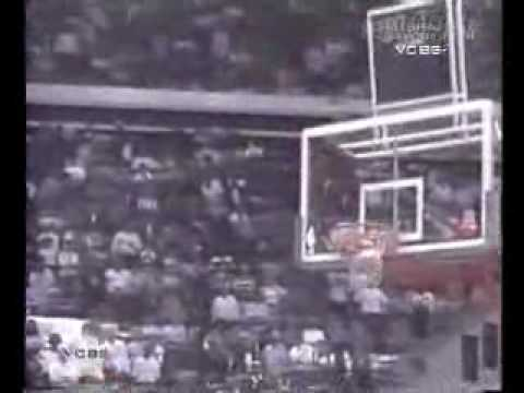 Michael Jordan NBA Fear
