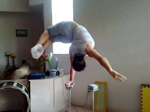 Hand balancing